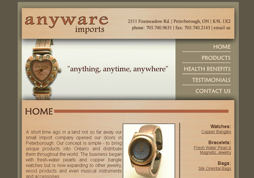 anyware imports